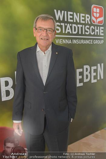 Seiler & Speer Wiener Städtische PK - Ringturm Wien - Do 11.10.2018 - Robert LASSHOFER (Generaldirektor Wiener Städtische Verischerun8