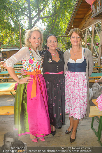 Damenwiesn - Wiener Wiesn, Wien - Do 11.10.2018 - Ulli EHRLICH, Doris KIEFHABER, Martina LÖWE8