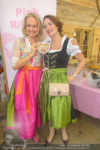 Damenwiesn - Wiener Wiesn, Wien - Do 11.10.2018 - Ulli EHRLICH, Simone KRAFT10