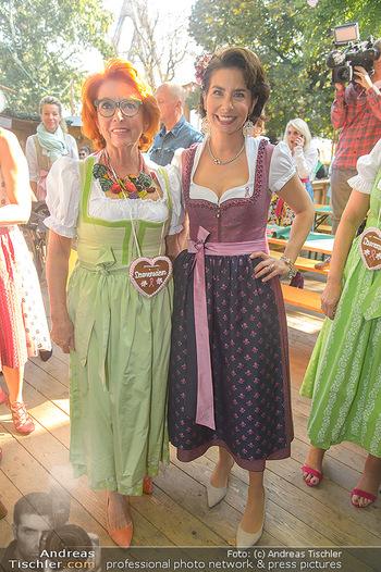 Damenwiesn - Wiener Wiesn, Wien - Do 11.10.2018 - Inge KLINGOHR, Sonja KATO-MAILATH-POKORNY11