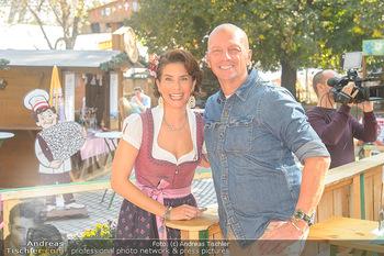 Damenwiesn - Wiener Wiesn, Wien - Do 11.10.2018 - Sonja KATO-MAILATH-POKORNY, Alexander KAISER14
