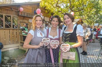 Damenwiesn - Wiener Wiesn, Wien - Do 11.10.2018 - Johanna SETZER, Sonja KATO-MAILATH-POKORNY, Simone KRAFT20