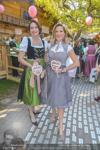 Damenwiesn - Wiener Wiesn, Wien - Do 11.10.2018 - Johanna SETZER, Simone KRAFT25