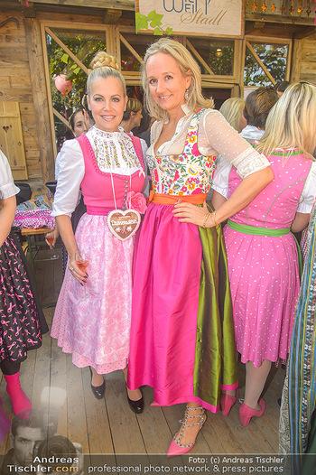 Damenwiesn - Wiener Wiesn, Wien - Do 11.10.2018 - Evelyn RILLE, Ulli EHRLICH29
