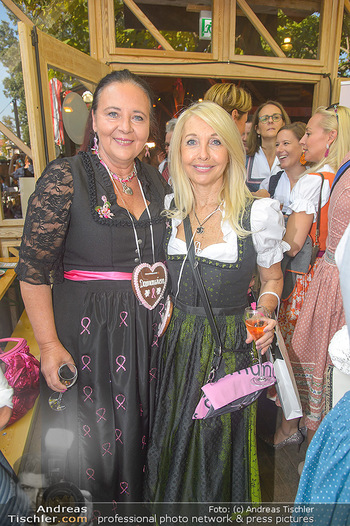 Damenwiesn - Wiener Wiesn, Wien - Do 11.10.2018 - Doris KIEFHABER, Uschi FELLNER30