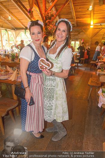 Damenwiesn - Wiener Wiesn, Wien - Do 11.10.2018 - Michaela MEISTER, Maggie ENTENFELLNER31