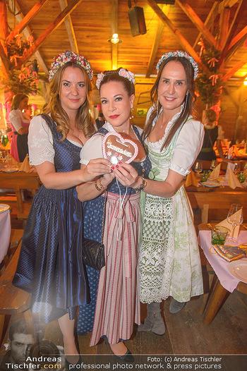 Damenwiesn - Wiener Wiesn, Wien - Do 11.10.2018 - Niki OSL, Michaela MEISTER, Maggie ENTENFELLNER34
