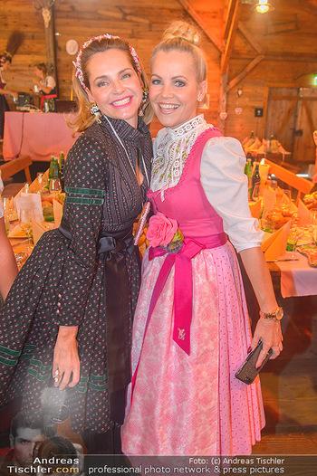 Damenwiesn - Wiener Wiesn, Wien - Do 11.10.2018 - Susanne HOFFMANN, Evelyn RILLE37