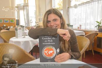 Sarah Wiener Kochbuch Präsentation - Cafe Prückel Wien - Fr 12.10.2018 - Sarah WIENER3