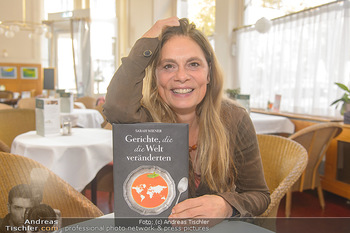 Sarah Wiener Kochbuch Präsentation - Cafe Prückel Wien - Fr 12.10.2018 - Sarah WIENER4