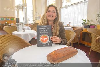 Sarah Wiener Kochbuch Präsentation - Cafe Prückel Wien - Fr 12.10.2018 - Sarah WIENER5