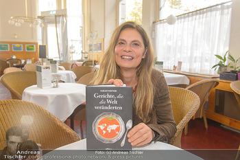 Sarah Wiener Kochbuch Präsentation - Cafe Prückel Wien - Fr 12.10.2018 - Sarah WIENER6