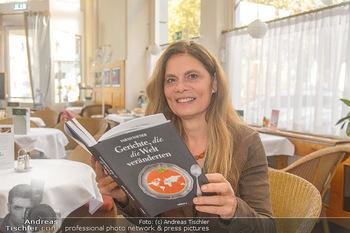 Sarah Wiener Kochbuch Präsentation - Cafe Prückel Wien - Fr 12.10.2018 - Sarah WIENER8