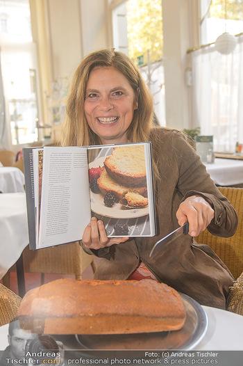 Sarah Wiener Kochbuch Präsentation - Cafe Prückel Wien - Fr 12.10.2018 - Sarah WIENER10