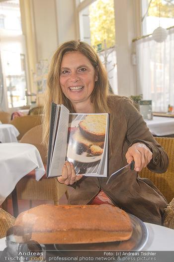 Sarah Wiener Kochbuch Präsentation - Cafe Prückel Wien - Fr 12.10.2018 - Sarah WIENER11