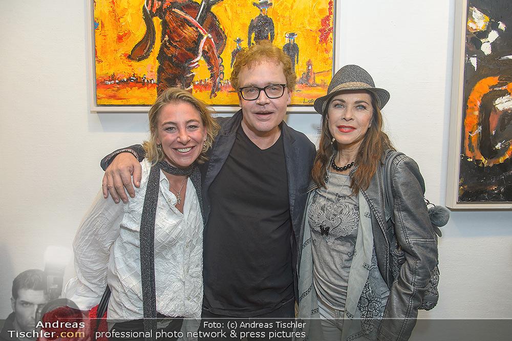 Sascha Wussow Ausstellungseröffnung - 2018-10-17 - TSV Galerie