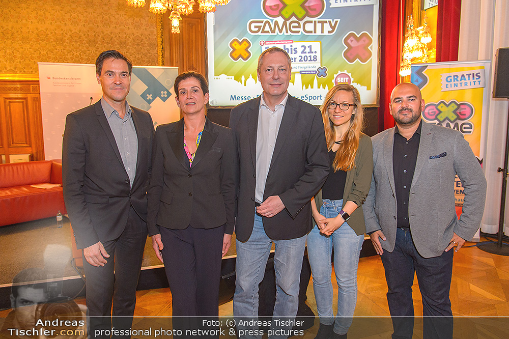 Game City PK - 2018-10-18 - Rathaus Wien
