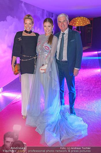 Ronald McDonald Kinderhilfegala - Messe Wien - Fr 19.10.2018 - Familie Alexandra und Victoria SWAROVSKI, Michael HEINRITZI84