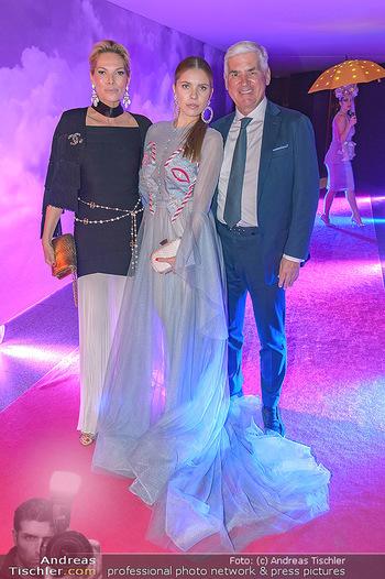 Ronald McDonald Kinderhilfegala - Messe Wien - Fr 19.10.2018 - Familie Alexandra und Victoria SWAROVSKI, Michael HEINRITZI85