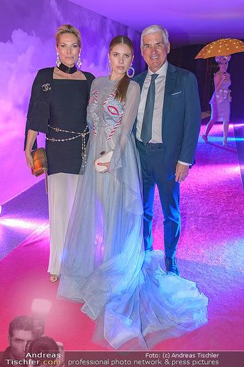 Ronald McDonald Kinderhilfegala - Messe Wien - Fr 19.10.2018 - Familie Alexandra und Victoria SWAROVSKI, Michael HEINRITZI86