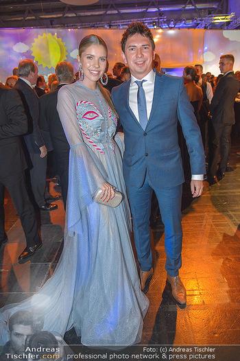 Ronald McDonald Kinderhilfegala - Messe Wien - Fr 19.10.2018 - Victoria SWAROVSKI, Julian LE PLAY95