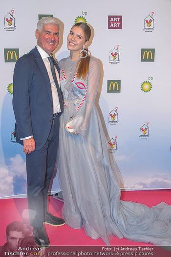 Ronald McDonald Kinderhilfegala - Messe Wien - Fr 19.10.2018 - Victoria SWAROVSKI, Michael HEINRITZI96
