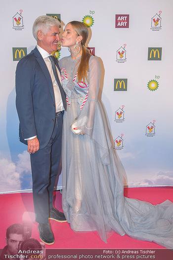 Ronald McDonald Kinderhilfegala - Messe Wien - Fr 19.10.2018 - Victoria SWAROVSKI, Michael HEINRITZI98