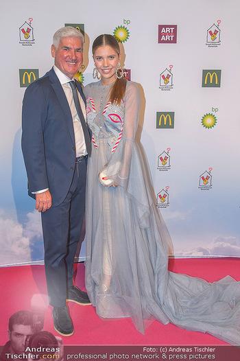 Ronald McDonald Kinderhilfegala - Messe Wien - Fr 19.10.2018 - Victoria SWAROVSKI, Michael HEINRITZI99