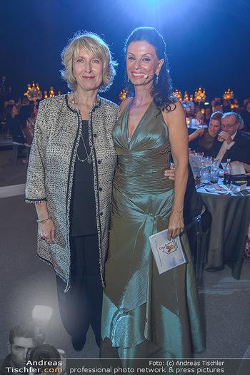 Ronald McDonald Kinderhilfegala - Messe Wien - Fr 19.10.2018 - Isabella KUSTER, Sonja KLIMA107