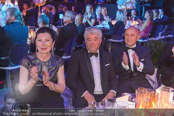 Ronald McDonald Kinderhilfegala - Messe Wien - Fr 19.10.2018 - Margot KLESTIL-LÖFFLER, Gert GRAF VON SCHWERIN122