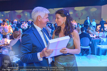 Ronald McDonald Kinderhilfegala - Messe Wien - Fr 19.10.2018 - Michael HEINRITZI, Sonja KLIMA147