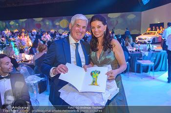 Ronald McDonald Kinderhilfegala - Messe Wien - Fr 19.10.2018 - Michael HEINRITZI, Sonja KLIMA148