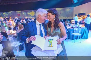 Ronald McDonald Kinderhilfegala - Messe Wien - Fr 19.10.2018 - Michael HEINRITZI, Sonja KLIMA149