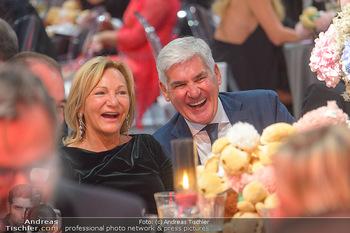 Ronald McDonald Kinderhilfegala - Messe Wien - Fr 19.10.2018 - Ingrid FLICK, Michael HEINRITZI181
