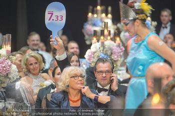 Ronald McDonald Kinderhilfegala - Messe Wien - Fr 19.10.2018 - Andreas SCHWERLA bietet mit191