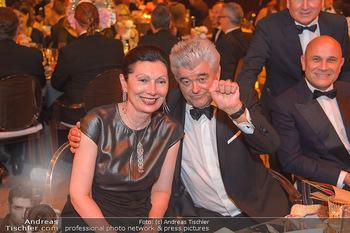 Ronald McDonald Kinderhilfegala - Messe Wien - Fr 19.10.2018 - Margot KLESTIL-LÖFFLER, Gert GRAF VON SCHWERIN193