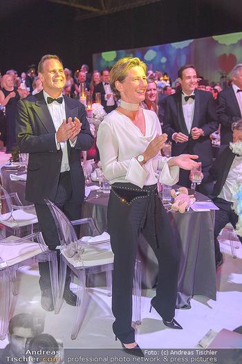 Ronald McDonald Kinderhilfegala - Messe Wien - Fr 19.10.2018 - Prinzessin und Prinz Marie und Constantin VON UND ZU LIECHTEINST226