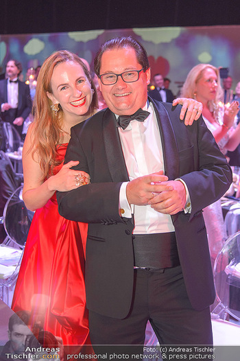 Ronald McDonald Kinderhilfegala - Messe Wien - Fr 19.10.2018 - Maria und Andreas GROSSBAUER GROßBAUER232
