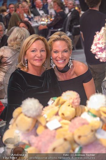 Ronald McDonald Kinderhilfegala - Messe Wien - Fr 19.10.2018 - Ingrid FLICK, Alexandra SWAROVSKI238