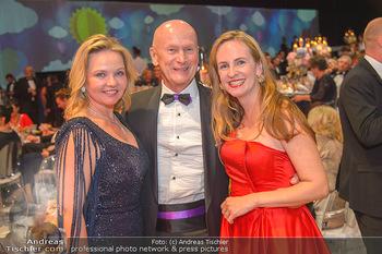 Ronald McDonald Kinderhilfegala - Messe Wien - Fr 19.10.2018 - Kurt und Joanna MANN, Maria GROSSBAUER GROßBAUER239