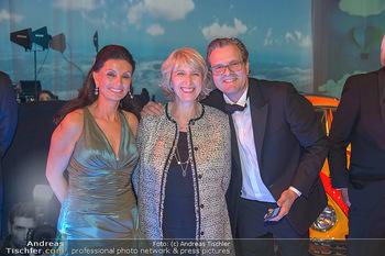 Ronald McDonald Kinderhilfegala - Messe Wien - Fr 19.10.2018 - Sonja KLIMA, Isabella KUSTER, Andreas SCHWERLA278