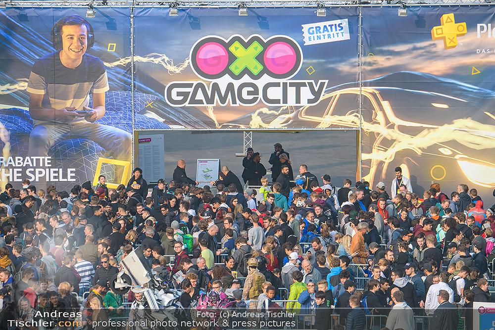 Game City Tag 2 - 2018-10-20 - Rathaus Wien