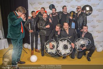 Sporthilfe Sportler des Jahres Gala - Marx Halle - Mi 31.10.2018 - Hubertus HOHENLOHE fotografiert THE BOSS HOSS18