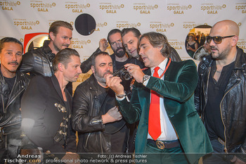 Sporthilfe Sportler des Jahres Gala - Marx Halle - Mi 31.10.2018 - Hubertus HOHENLOHE, THE BOSS HOSS19