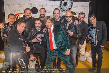 Sporthilfe Sportler des Jahres Gala - Marx Halle - Mi 31.10.2018 - Hubertus HOHENLOHE, THE BOSS HOSS22