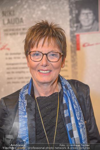 Sporthilfe Sportler des Jahres Gala - Marx Halle - Mi 31.10.2018 - Annemarie MOSER-PRÖLL (Portrait)39