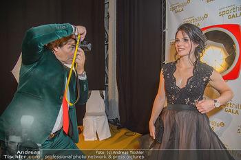 Sporthilfe Sportler des Jahres Gala - Marx Halle - Mi 31.10.2018 - Anna VEITH, Hubertus HOHENLOHE54