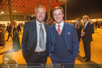 Sporthilfe Sportler des Jahres Gala - Marx Halle - Mi 31.10.2018 - Fritz STROBL, Matthias MAYER59