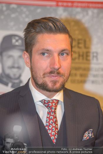 Sporthilfe Sportler des Jahres Gala - Marx Halle - Mi 31.10.2018 - Marcel HIRSCHER (Portrait)83