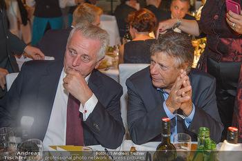 Sporthilfe Sportler des Jahres Gala - Marx Halle - Mi 31.10.2018 - Rudolf HUNDSTORFER, Peter SCHRÖCKSNADEL85